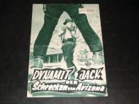 3038: Dynamit Jack der Schrecken von Arizona (Jean Bastia) Fernandel, Lucien Raimbourg, Adrienne Cori, Elenora Vargas, Jess Hahn