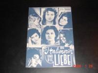 3308: Die Italienerin und die Liebe (10 Episoden) (Le Itallene e l'amore)