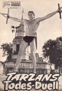 3606: Tarzans Todes- Duell (Robert Day) Jack Mahoney,  Woody Strode, Tsuruko Kobayashi, Rickey Der