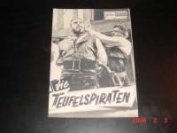 3616: Die Teufelspiraten (Don Sharp) Christopher Lee,  Andrew Keir, John Cairney, Michael Ripper