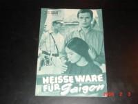 3619: Heisse Ware für Saigon (Jean Luduc) Pierre Massimi,  Odile Versois, Linh Xuan