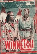Winnetou II ( Karl May ) ( Nfp ) ( BUNT ) Lex Barker, Pierre Brice, Karin Dor, Klaus Kinski, Anthony Steel, Terence Hill, Renato Baldini, Eddi Arent,
