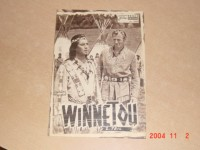 Winnetou II :  NFP. 3689  Klaus Kinski  Lex Barker  Karin Dor