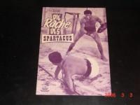 4102: Die Rache des Spartacus (Dominico Paolella) Rock Stevens,  Piero Lulli, Massimo Serato, Livio Lorenzon, Walter Barnes, Gloria Milland