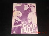 4115: Gold Falle (Burt Kennedy) Elke Sommer,  Glenn Ford,  Rita Hayworth, Ricardo Montalban, Joseph Cotten