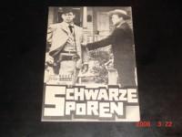 4132: Schwarze Sporen (A. C. Lyles) Rory Calhoun,  Linda Darnell, Terry Moore, Scott Brady, Bruce Cabot, James Best