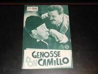 4135: Genosse Don Camillo (Luigi Comencini) Fernandel,  Gino Cervi, Saro Urzi, Graziella Granata, Marco Tulli, Rosemarie Lindt, Silla Bettini
