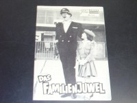4136: Das Familenjuwel  ( The Family Jewels ) (Jerry Lewis) Jerry Lewis, Sebastian Cabot, Miß Donna Butterworth
