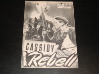4137: Cassidy der Rebell (Young Cassidy) (Jack Cardiff und John Ford) Rod Taylor, Flora Robson, Julie Christ, Maggie Smith