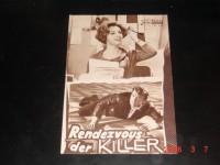 4149: Rendezvous der Killer (Jean-Charles Dudrument) Nadja Tiller,  Jean Marais, Andre Luguet, Nicole Maurey, Bernadete Lafont, Jacques Morel, Marcelle Arnold, Edmond Tamiz, Bernard Lajarrige