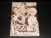 4195: Küss mich Dummkopf (Billy Wilder) Dean Martin,  Kim Novak, Ray Walston, Felicia Farr, Cliff Osmond, Barbara Pepper, Doro Morande, Howard McNear, Henry Gibson