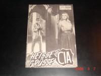 4239: Heisse Grüsse von CIA (Umberto Lenzi) Albert Lupo,  Ingrid Schoeler, John Heston