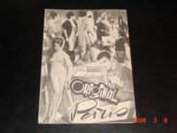4246: Original Paris (Boris Sagal) Ann - Margret,  Louis Jourdan,  Richard Crenna, Edie Adams, Chad Everett, John McGiver, Marcel Dalio, Matilda Calnan, Jaqueline Beer