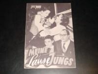 431: a: Meine Lause Jungs (Alberto Lattuada) Riccardo Billi,  Mario Riva, Lise Bourdin, Alberto Rabagliati