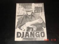 4424: Django  ( Sergio Corbucci )  Franco Nero, Loredana Nusciak, Jose Bodalo, Angel Avarez