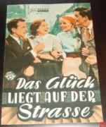 444: Das Glück liegt auf der Straße (Franz Antel) Walter Giller, Georg Thomalla, Susanne Cramer, Doris Kirchner, Christian Maybach, Hubert von Meyerinck
