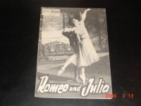 4448: Romeo und Julia ( Dr. Paul Czinner )  Margot Fonteyn,  Rudolf Nureyev, David Blair, Desmond Doyle, Julia Farron, Michael Somes
