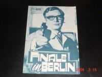 4518: Finale in Berlin,  Michael Caine,  Eva Renzi,  Herbert Fux