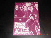 4604: Polizei Revier CIII Montmartre,  Robert Hossein,