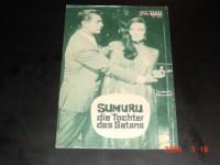 4650: Sumuru die Tochter Satans, George Nader, Shirley Eaton,