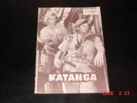 4966: Katanga,  Rod Taylor,  Yvette Mimieux,  Jim Brown,