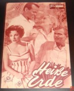 498: Heiße Erde (Robert Rossen) James Mason, Joan Fontaine, Dorothy Dandridge, Joan Collins, Michael Rennie, Harry Belafonte, Diana Wynyard