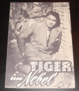 509: Tiger im Nebel (Tiger in the smoke) (Roy Baker) Tony Wright, Donald Sinden, Muriel Pavlow, Bernard Miles, Christopher Rodes, Charles Victor, Laurence Naismith