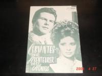 5212: Cervantes der Abenteuerer, Gina Lollobrigida, H. Buchholz,