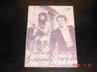5236: Wilde Spiele - Heisse Mädchen,  Sylvie Breal,