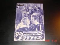 545: Der geheimnisvolle Ritter (Sergio Grieco)  Gerard Landry,  Fiorella Mari, Tamara Lees, Frank Latimore, Enrico Glori, Lidia del Faro, Nino Milano, Lea Migliorini, Giulio Battiferri