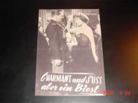 548: Charmant und süß - aber ein Biest! (H. C. Potter)  Susan Hayward,  Kirk Douglas, Paul Stewart, Jim Backus, John Cromwell, Roland Winters, Michael Fox
