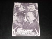 5538: Schlacht an der Neretva, Orson Welles, Ralph Persson,