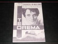 5545: Teorema, ( Skandal in Mailand )  Pier Paolo Pasolini,