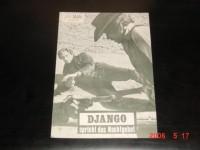 5716: Django spricht das Nachtgebet,  Anthony Steffen,