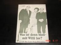 5717: Was ist denn bloß mit Willi los ?  Heinz Erhardt,  Rex Gil