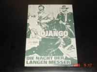 5725: Django die Nacht der langen Messer,  Leonard Mann,
