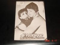5746: Monique oder die Sache mit dem Dreieck,  Sibylla Kay,