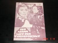 5818: Der Mann mit der Torpedohaut,  Lilli Palmer,  Klaus Kinski