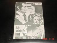 5844: Ich schlafe mit meinem Mörder,  Ruth Maria Kubitschek,