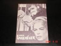 5852: Das Ungeheuer,  Joan Crawford,  Michael Gough,