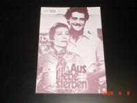 6028: Aus Liebe sterben,  Annie Girardot,  Bruno Pradal,