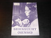 6117: Sehnsucht, ( Senso )  Alida Valli,  Heinz Moog,
