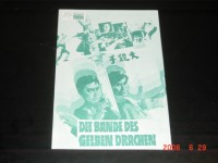6385: Die Bande des gelben Drachen,  Chin Han,  Wang Ping,