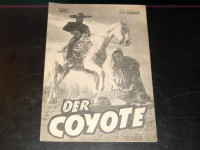 671: Der Coyote (Luis Romero Marchant) Abel Salazar,  Gloria Marin,  Lis Rogi, Manuel Monroy, Santiago Rivero, Carlos Otero, Josée Calvo, Rafael Bardem