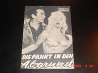 697: Die Fahrt in den Abgrund (Ken Hughes) Diana Dors,  Victor Mature, Patrick Allen, Gene Anderson, Peter Reynolds