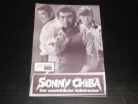7110: Sonny Chiba - Der unerbittliche Vollstrecker,  Sonny Chiba