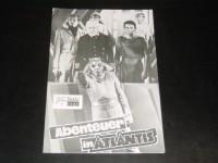 7281: Abenteuer in Atlantis,  Horst Buchholz,  Jose Ferrer,