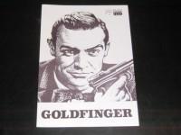 7301: Goldfinger  ( James Bond 007 ) Sean Connery, Gert Fröbe,