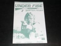 8016: Under Fire - Unter Feuer,  Nick Nolte,  Gene Hackman,