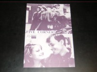 8707: Five Corners,  Jodie Foster,  Todd Graf,  Tim Robbins,